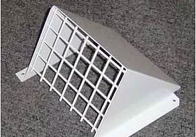 Steel Dryer Vent Covers